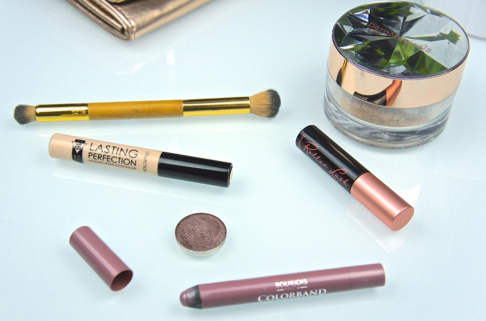 Bare,Minerals,bourjois,Collection,Tarte,Benefit,Rollerlash,colorband