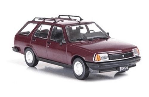 Renault 18 TS Break 1992 1:43, autos inolvidables argentinos 80 90