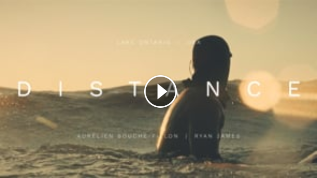 DISTANCE A Great Lake Surf Film