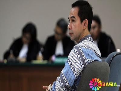 Syarif Dibui Selama 15 Bulan Terkait Kasus Korupsi Proyek Musala Sebesar Rp 14 Juta