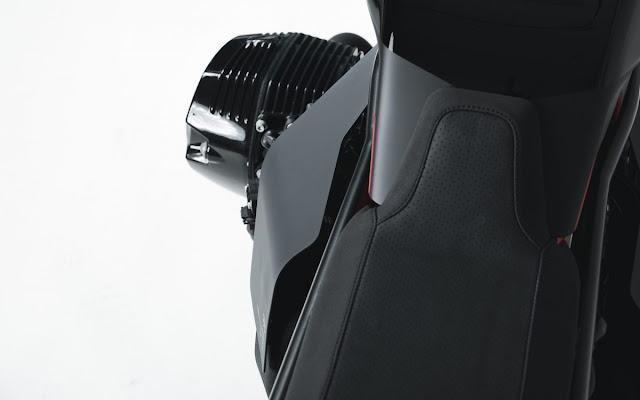 BMW R Nine T By Hookie Co. Hell Kustom
