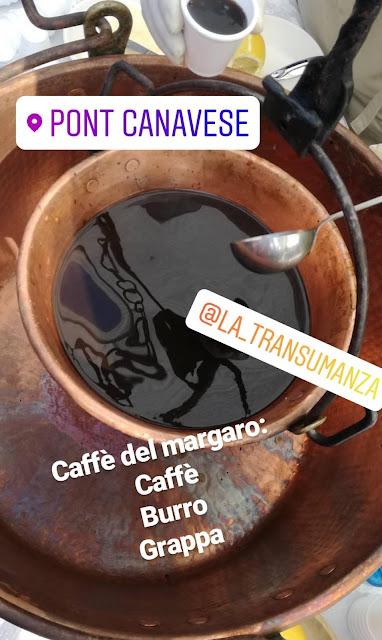 caffè-transumanza