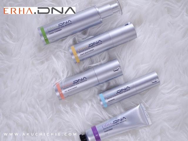 erha.dna skincare product