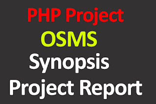 Complete Online Service Management System Project with Synopsis and Project Report