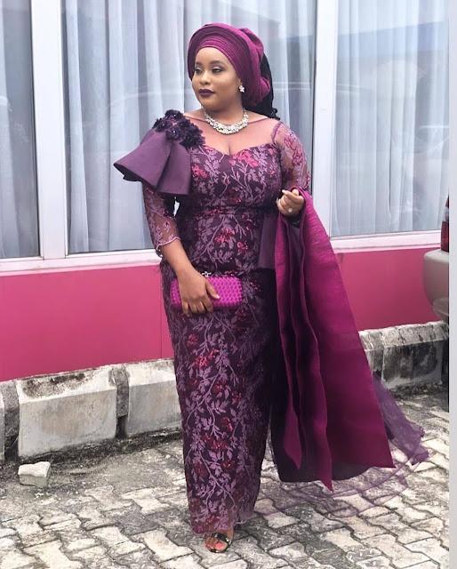 2019 Best of African Fashion: Latest Asoebi Styles