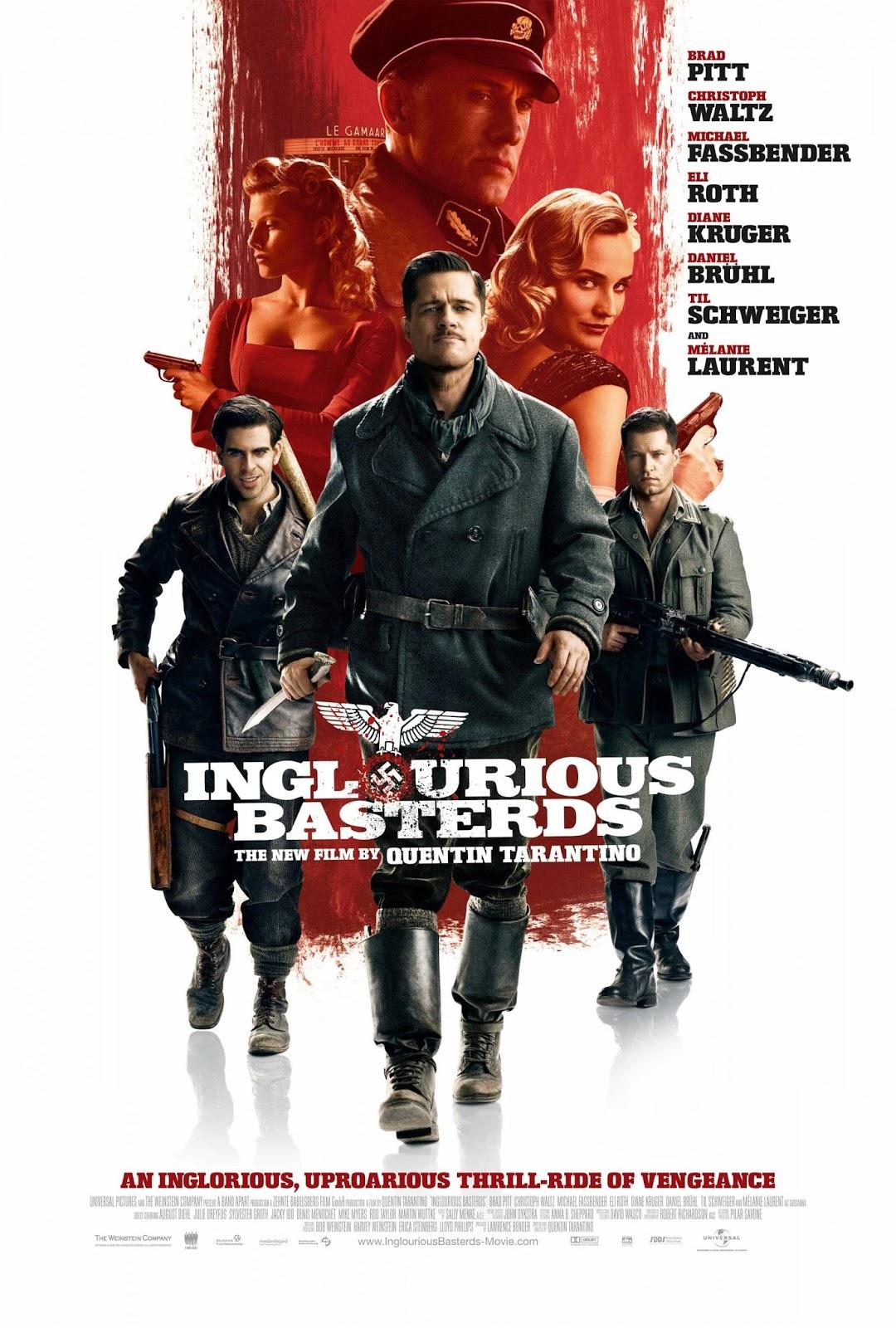 Inglourious Basterds 2009 - Full (HD)
