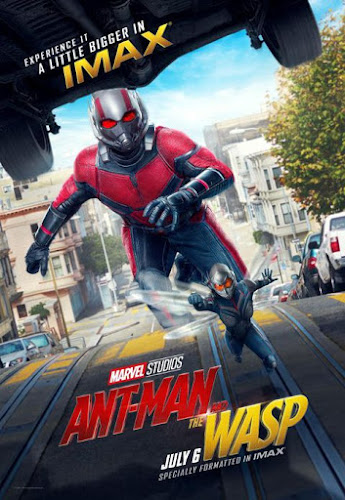 Ant-Man and the Wasp (BRRip 720p Dual Latino / Ingles) (2018)