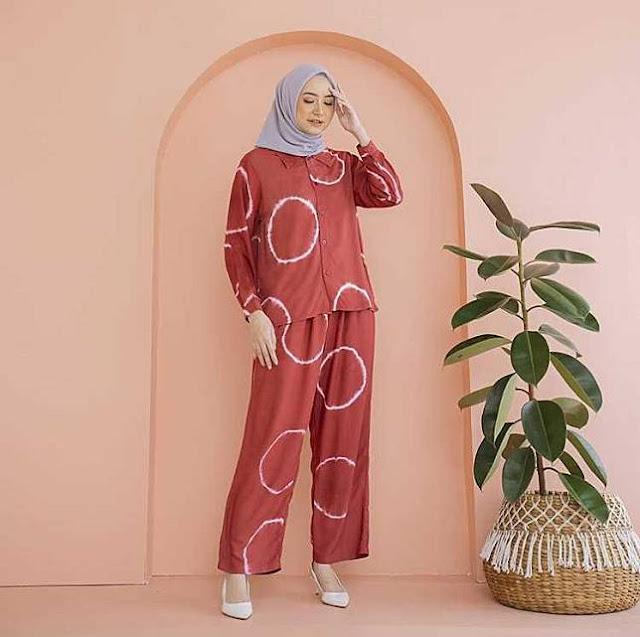Abstract Motif Pajamas