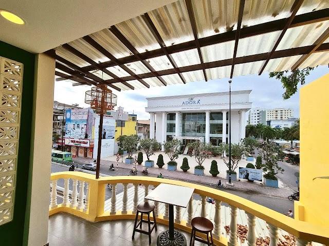 INDOCHINE café - Mang đậm hơi thở Đông Dương