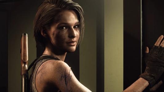 Resident Evil 3 Jill