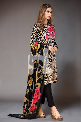 nisha-chic-and-trendy-winter-wear-dresses-collection-2017-by-nishat-9