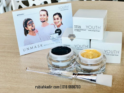 Youth mask shaklee