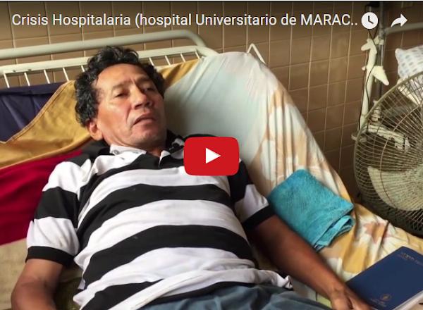 Nadie sale vivo del Hospital de Maracaibo