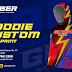 Hoodie Fullprint di Gober