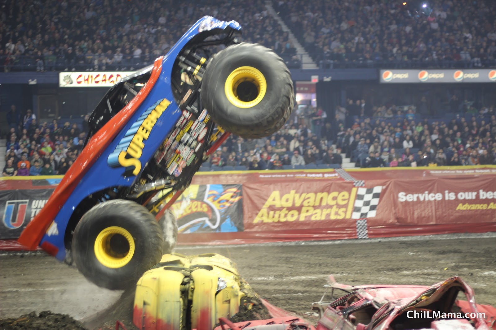 51517ae93f ChiIL Mama : WIN TICKETS: Advance Auto Parts Monster Jam Chicago ...