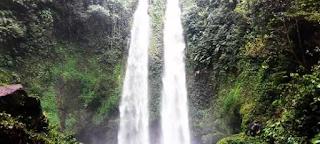 5 Air Terjun di Lombok yang Sayang untuk Dilewatkan