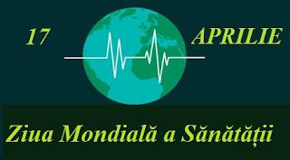 7 aprilie: Ziua Mondială a Sănătății