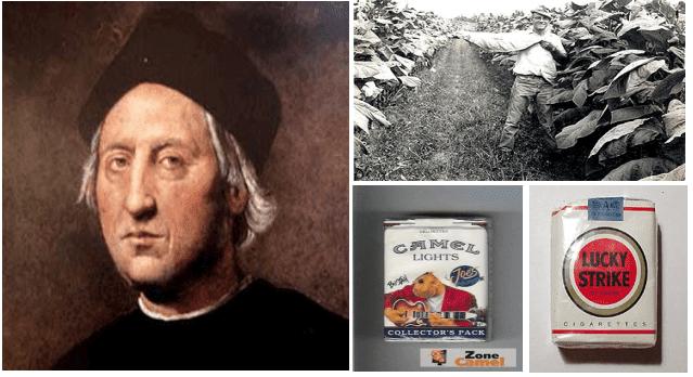 Sejarah Asal Usul Rokok