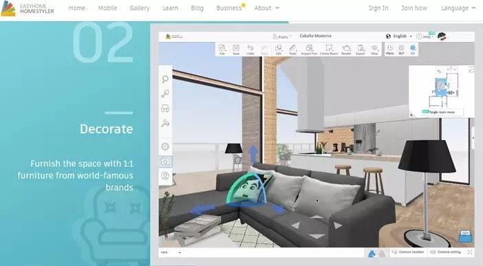 Mendesain Interior Rumah Secara Online Gratis-1