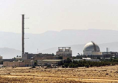 Η Στρατιωτική Βάση Αμερικανών και Ισραηλινών στο Negev στο Ισραήλ