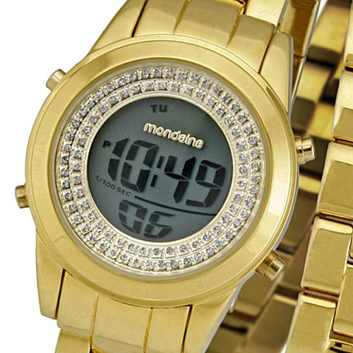 e6d496e80be Ogni Style...  Misturar Relógio Com Pulseira. (Tendência)