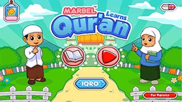 Marbels Learns Quran - Aplikasi Ramadhan Keren Untuk Menemani Puasa Kalian