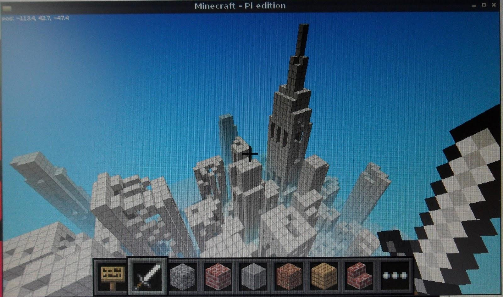 Stuff Aboutcode Minecraft Digital Clock Project