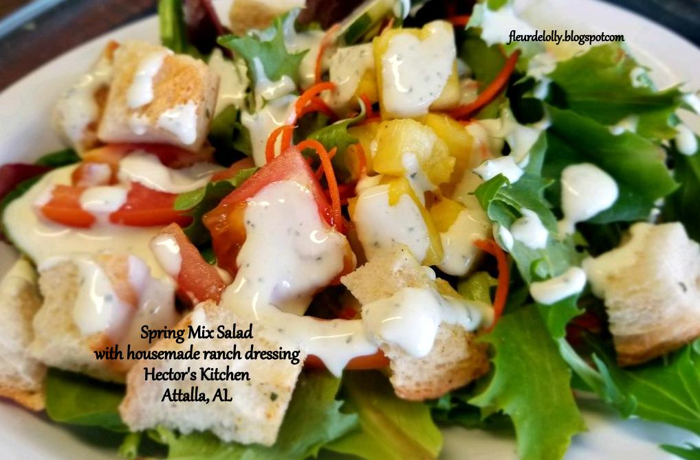 Fleur de Lolly: Dining Out Southeast: Hector's Kitchen, Attalla, Alabama