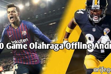 10 Game Olahraga Offline Terbaik dan Paling Seru Untuk Android