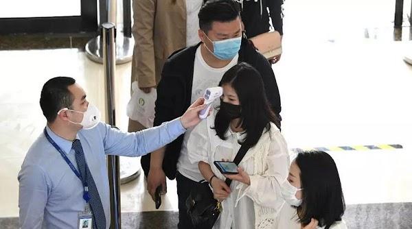 Trauma COVID-19, China Besok Terapkan Kebijakan 'Bersih' Orang Asing