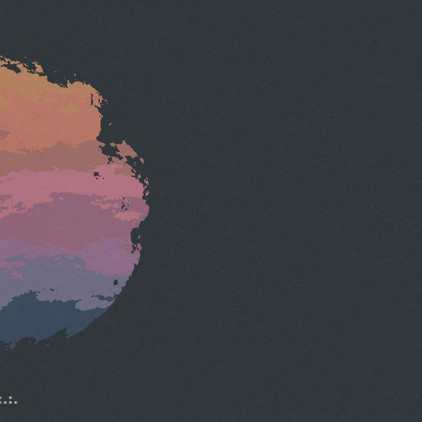 Tycho Minimal Black Double Wallpaper Engine