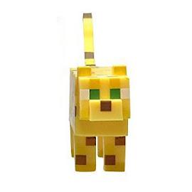 Minecraft Ocelot Overworld Figures