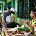 Siswa MTs. Ma'arif NU Tanjungsari Ikuti Ujian Praktik Prakarya Sajikan Masakan Nusantara