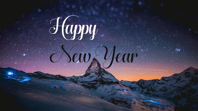 Foto Ucapan Selamat Tahun Baru 2018