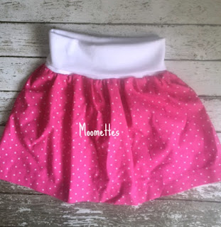 Hip Dysplasia DIY Elastic Waist Girl's Skirt