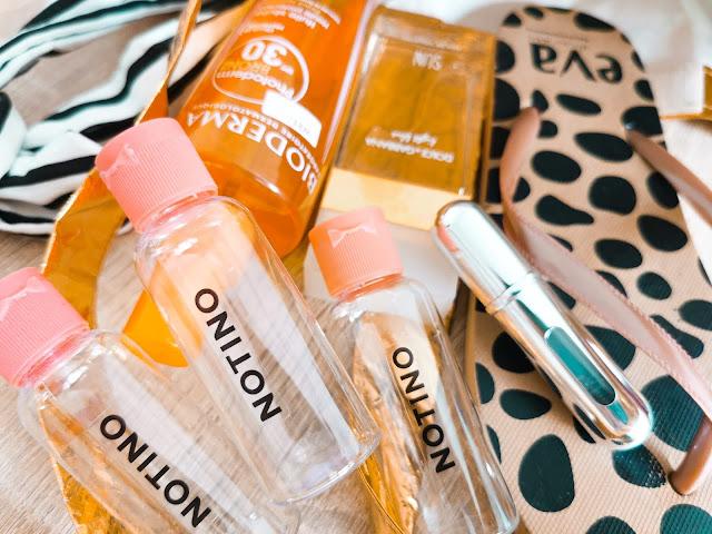 Praktické balenia na Vašu kozmetiku na cesty od Notino travel