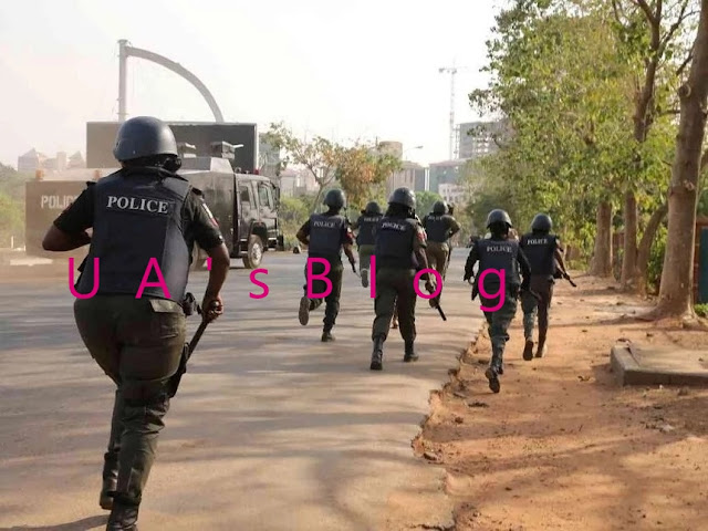 Police Recover Gombe Assembly's Mace