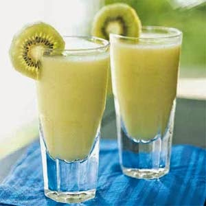 Kiwi Colada Recipe | Kiwi Colada Mocktail Recipe