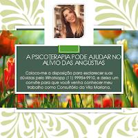 Psicologa Vila Mariana em SP