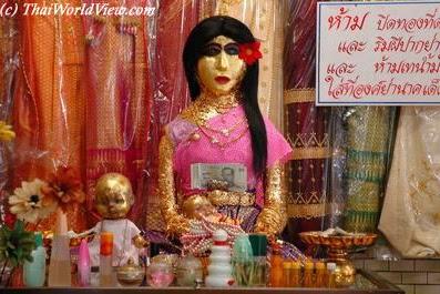 Mae Nak Cerita Urban Legend Thailand
