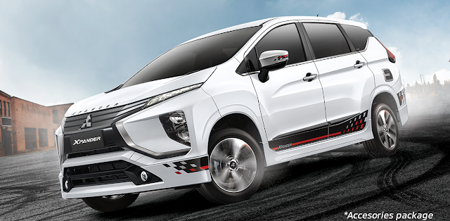 Mitsubishi XPander Ultimate Limited
