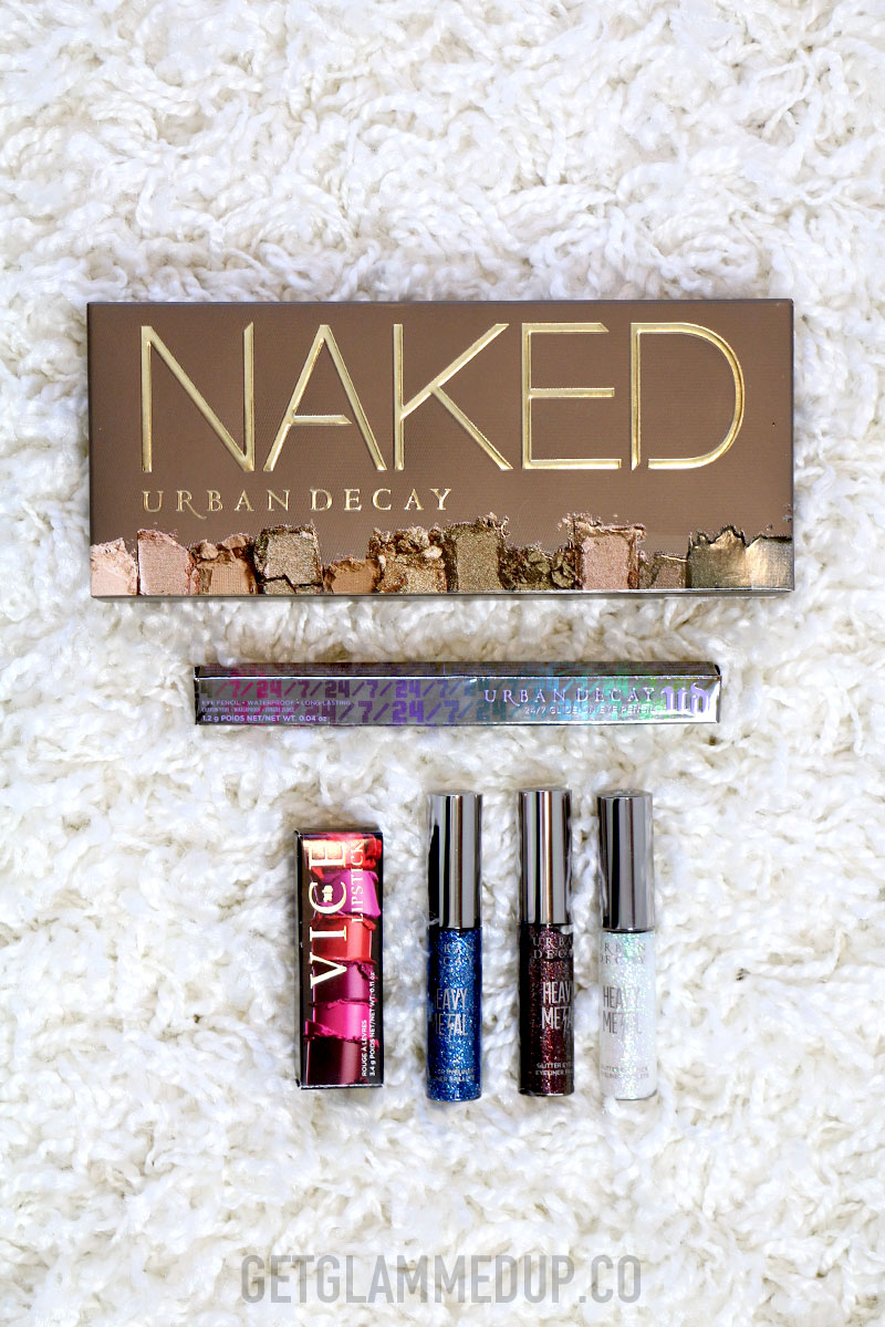 Urban Decay Giveaway Prize #1