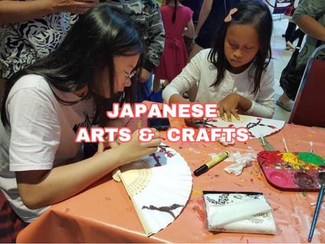 Japanese Arts & Crafts