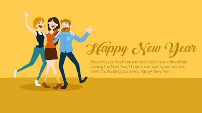 Happy new year 2020 images download friend