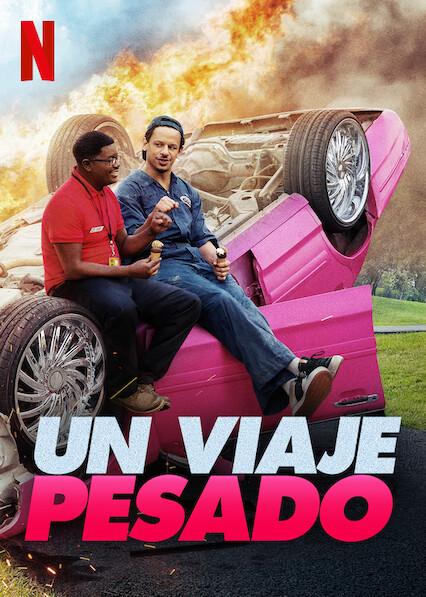 Bad Trip (2021) NF WEB-DL 1080p Latino