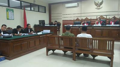 Lima Terdakwa Kasus Korupsi Alat Peraga SMKN 2 Kota Mojokerto Dituntut Berat