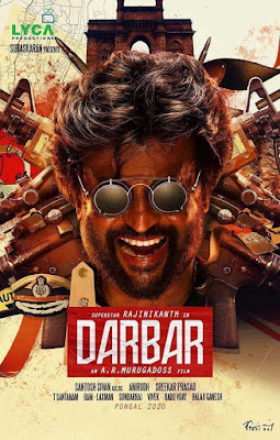 Darbar Rajinikanth 2020 Tamil Movie