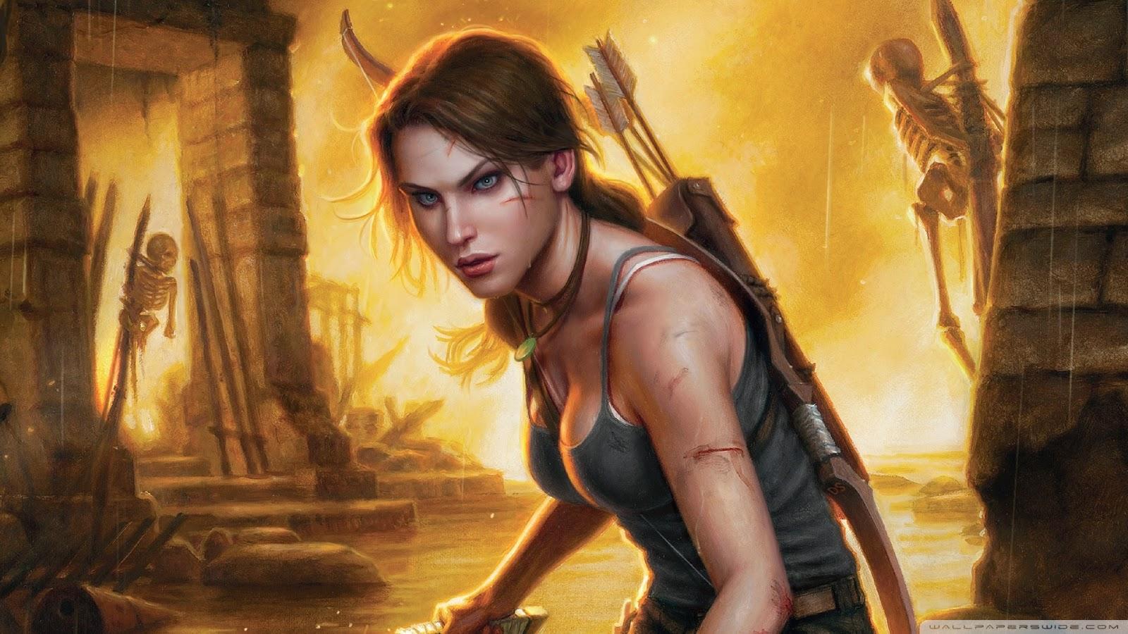 Tomb Raider Hd Stream