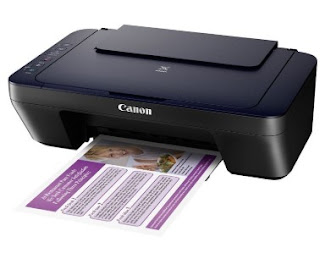 Canon PIXMA E471 Driver and Manual Download