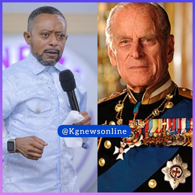 Did Prophet Owusu Bempah 'predict' the death of Prince Philip?  [VIDEO]